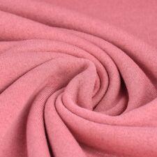 Sweat Jogging einfarbig Glitzer Pink 1 45m breite