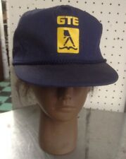 Vintage Trucker Hat GTE Yellow Pages