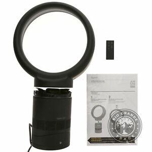 """USED Dyson 300875-01 Air Multiplier AM06 10"""" Table Fan in Black / Nickel"""