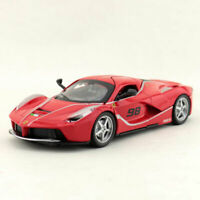 1:32 Ferrari FXX K V12 Racing Model Car Diecast Toy Vehicle Pull Back Red Kids