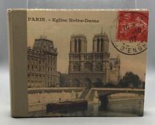 Remembering Paris Scrapbook Photo Album