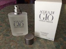 Giorgio Armani Acqua Di Gio Eau de Toilette Pour Homme 1.7oz,50ml Men NEW