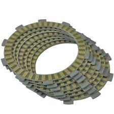 Clutch Friction Plate Kit For Honda CBR600F 99-07 Yamaha YZF-R3A 7PCS Plates/Set
