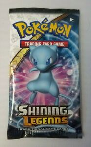 Pokémon TCG Shining Legends Booster pack**NEW, Sealed**