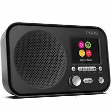Pure Elan IR3 Portable Internet Radio with Spotify Connect - Black