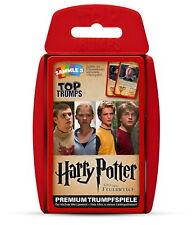 Top Trumps Harry Potter und der Feuerkelch Spiel Quartett Kartenspiel Deutsch