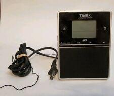Timex Nature Sounds Dual Alarm Clock Radio MP3 Line In AM/FM Digital T312S