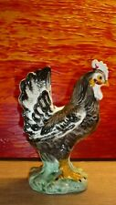 Vintage china chicken/cockerel ornament