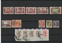 middle east  stamps ref r9338