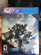 SEALED Destiny 2 (PlayStation 4) BRAND NEW EXCLUSIVE CONTENT INCLUDED