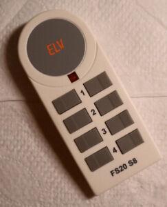 ELV FS20 Funk Handsender FS20 S8
