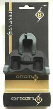 Origin 8 Pro Fit UL Road Bike Pedal Cleats New SPD-SL Compatible Fixed