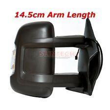 Fiat Ducato Full Door Wing Mirror ELECTRIC HEATED MEDIUM Arm Right O/S 2006 On