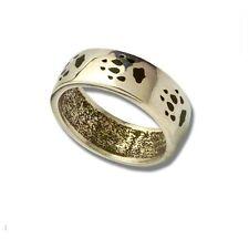Silber Ring Wolfstatzen Navajo Style Westernschmuck Indianerschmuck Navajo Style
