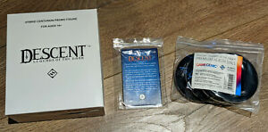 Descent: Legends of the Dark - Promo components (figure, cards, and dials) - New