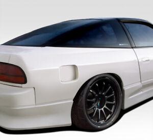 89-94 Fits Nissan 240SX G-PR Duraflex 50MM Rear Fender Flares!!! 109986