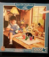 MasterPieces - Joys of Childhood - Finishing Touches - puzzle - 1000 pc