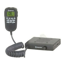 5W UHF CB Radio w/ Microphone Display Control 100 User Programmable RX Channels