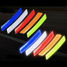 Universal Safety Reflective Tape Open Sign Warning Mark Car Door Sticker Mp