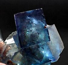 7565 Fluorite ca 4*5*3 cm  Okorusu Namibia 2002 MOVIE