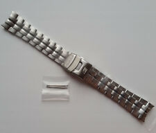Genuine Replacement Watch Band 22mm Stainless Steel Bracelet Casio EQS-A500DB-1A