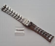 Original Ersatz Watch Band 22mm Edelstahl Armband Casio EQS-A500DB-1A
