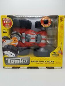 Tonka Bounce Back Racer Hasbro Red Grey New In Box Sealed Unused 2009
