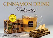 Cinnamon Drink Baurs 25 Bags Real Natural Ceylon Herbal Tea