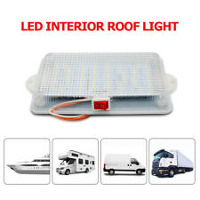 Universal DC24V Car LED Auto Interior Roof Ceiling Dome Light Reading Lamp New