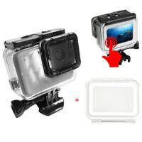 Waterproof Underwater Diving Case Touch Screen Shell Backdoor for GoPro Hero 7