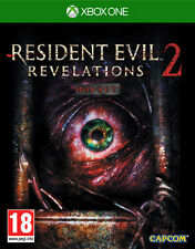 Resident Evil Revelations 2 XBOX ONE IT IMPORT CAPCOM