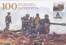 Canada 2013 Special Event Cover #S96 49th Field Artillery Regiment