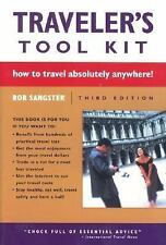 Traveler's Tool Kit: How to Travel Absolutely Anywhere!-ExLibrary