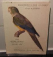Catalogue Vendita 1990 Histoire Naturale Richelieu-Drouot Commissari Periti