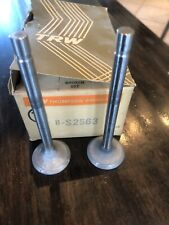 TRW Exhaust Valve S2563 Ford Mustang 289 302 Mercury Comet Cougar Qty 7