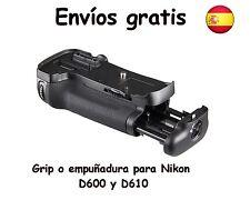 Grip o empuñadura para Nikon D600  D610