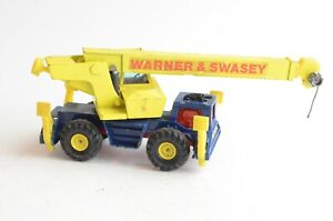 Corgi Major Toys No 1101B Warner & Swasey 4418 Crane - Great Britain