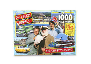 Only Fools and Horses The Jolly Boys Outing Official 1000pc Jigsaw Puzzle