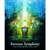 Eorzean Symphony FINAL FANTASY XIV Orchestral Album Soundtrack Blu-ray Limited