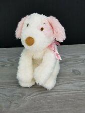 "Kids Preferred My First Puppy Dog Pink and White Plush Stuffed Animal 9"""