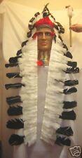 INDIAN FANCY DRESS COSTUME HEADDRESS HEADRESS + CHOKER