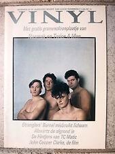 """NASMAK / TWICE A MAN  Toy-Line / Balloons 7"""" Flexi & Vinyl Magazine # 23 - 1983"""