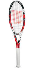 WILSON STEAM 96 RAQUETA DE TENIS GRIP 4 only