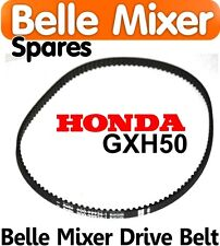 HONDA GXH50 Belle Cement Concrete Mixer Drive Belt 150 Spares Parts Minimix 26-1