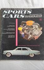 Sports Cars Illustrated Nov 1959 Ford Falcon, Lola
