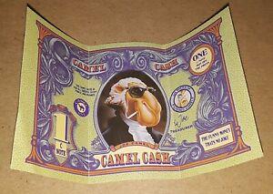 Camel Cash (LARGE 1 C-Note) RARE!! Tobacco Joe Camel  (EX/+) NICE!(GR13)
