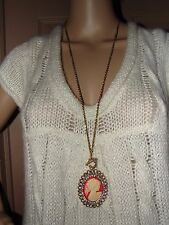 Titanic Jewelry Collection Choice of Lady Duff or Annie's Cameo Necklace