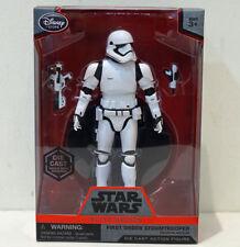 Disney Store Star Wars First Order Stormtrooper Elite Series Die Cast Figure