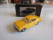 Tomica Toyota Corona Mark II 1900 Hardtop SL in Yellow in Box (made in Japan)