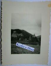 Foto mit Schloss an der Maas . (10)